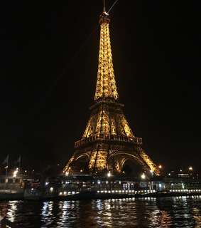 light, travel and francia
