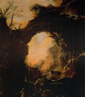 landscape, 1639-1640 and painting