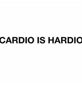 funny, cardio and motivation