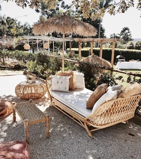 boho home, summer vibes and building