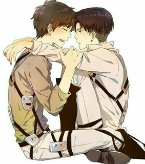 anime, bl and levi