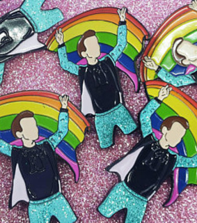 pins, larry stylinson and alternative