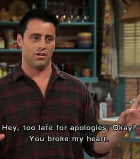 90's, Joey and sad quotes