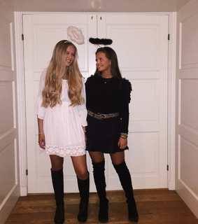 beauty, style and Halloween