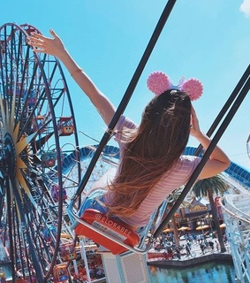 disney, photography and girl