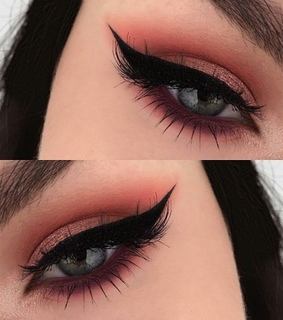 makeup, tumblr and pretty