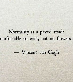 words, vincent van gogh and flowers