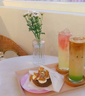 cafe, breakfast and yellow