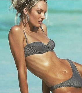 fit, candice swanepoel and sexy