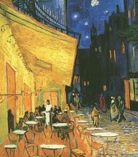 yellow, painting and vincent van gogh
