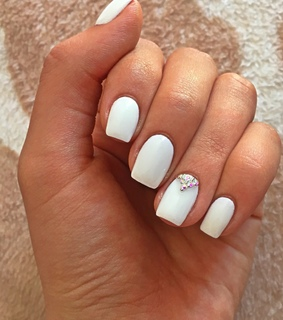 inlove, mine and perfect nails