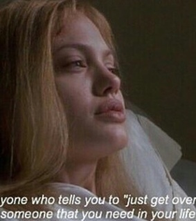 Angelina Jolie, iconic and girl interrupted