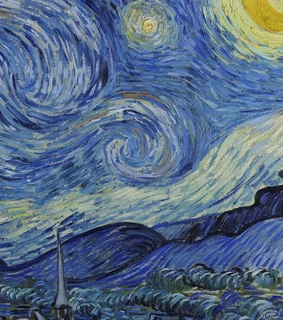 vincent van gogh, art and lock screen