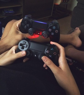 playstation, games and ps4