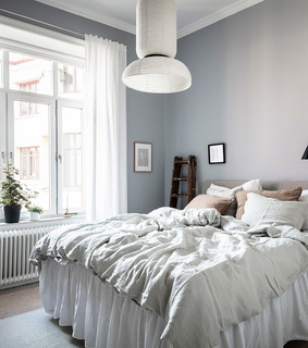 living room, decorating and bedroom