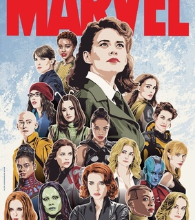 peggy carter, Marvel and empowerment