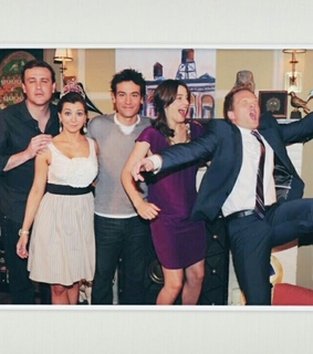 himym, robin and ted mosby