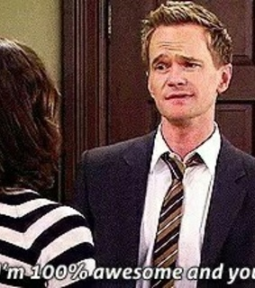 himym, lily and Barney Stinson