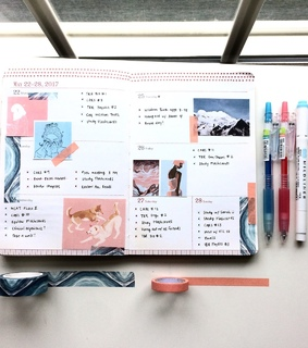 mine, bullet journal and journalsanctuary