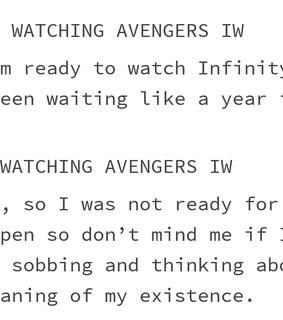 infinity war, Avengers and spiderman