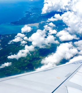 sky, indonesia and travel goals