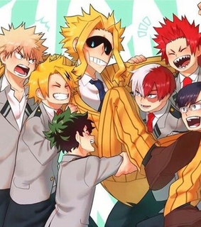 my hero academy, boku no hero academia and bnh