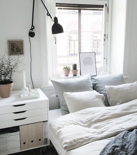 home, home inspiration and bedroom