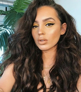 highlight, style and makeup