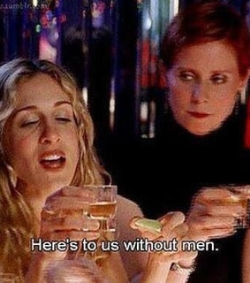 Carrie Bradshaw and sex and the city