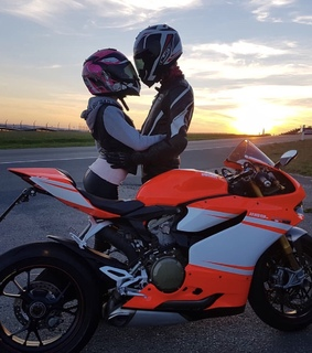 love you, ducati and love