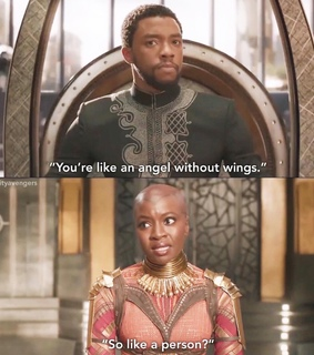 funny, t'challa and black panther