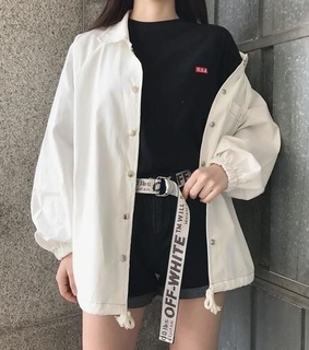aesthetic, monochrome and k fashion