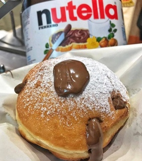 nutella, tasty and sweets