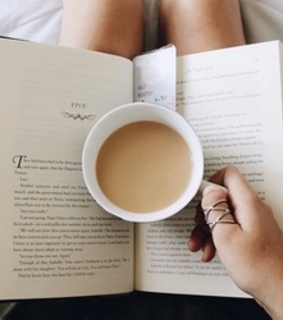 relax, tea and study