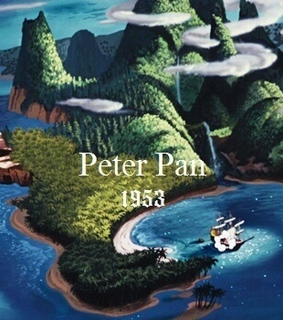 peter pan and disney