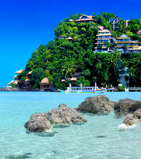 nature, south east asia and clear blue water
