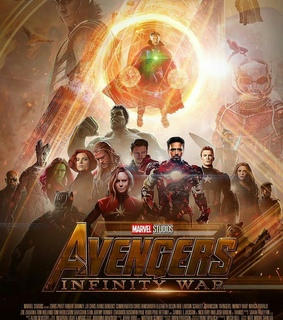 infinity war, scarlet witch and Marvel
