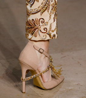 hautecouture, spring and gold