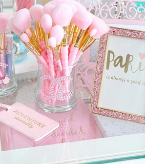 pink, makeup and beauty