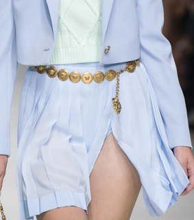 runway details, details and fashion