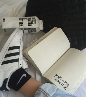 feed, tumblr and adidas