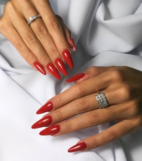 jewels, fashion and red