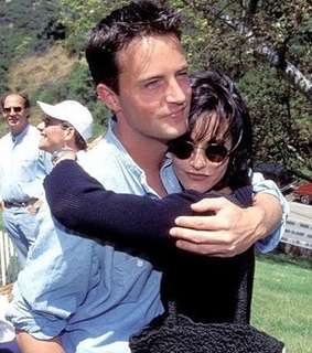 monica, celebrity and chandler