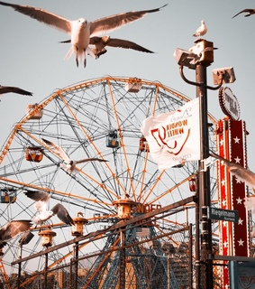 fair and red