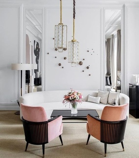 chic, awesome and home
