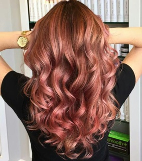 rose, curl and nice