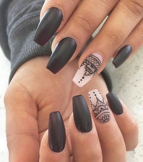 matte and nails
