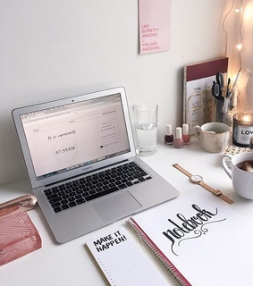 follow me, tumblr and office goals