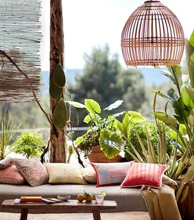 design, bohemian and cozy