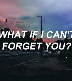 sadness, confused and forgetting